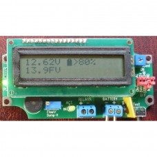 12V 24V LCD Diversion Charge Regulator Controller 1URDC-1224-BSD